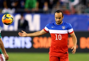 Leaving Donovan behind was seen as a strange move  (Image from Mark J. Rebilas-USA TODAY Sports)