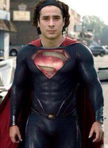 Ochoa has been made into Superman on social media  (Image from Instagram)