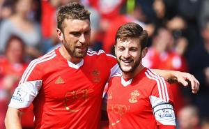 Lambert will be trying to persuade Lallana to join him at Liverpool  (Image from Getty)