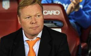 Koeman faces an uphill struggle to keep his stars (Image from Getty)