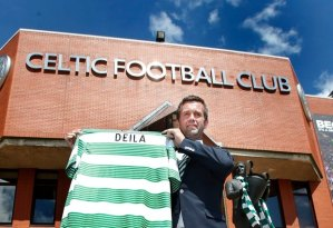 New Celtic boss, Ronny Deila (Image from PA)