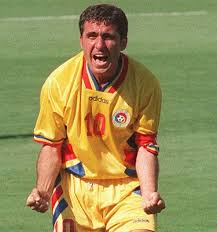 Hagi was the star in 94 but who will spark this time? (Image from Getty)