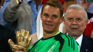 Unbeatable - Manuel Neuer  (Image from Photo by Clive Rose/Getty Images)