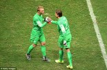 Late switch sends Krul on (Image from Getty)