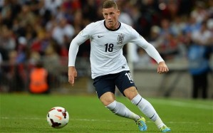 Barkley is the future of English football  (Image from Ross Kinnaird - The FA/The FA via Getty Images)