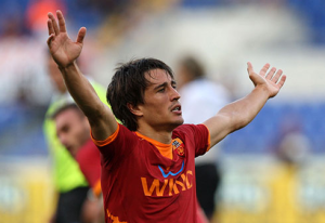 Krkic moved to Italy with Roma  (Image from Getty)
