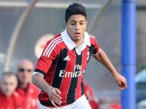 Hachim Mastour is being given first team exposure despite his young age  (Image from PA)