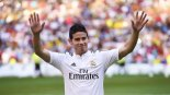 Real's new signing, James Rodriguez (Image from Getty)