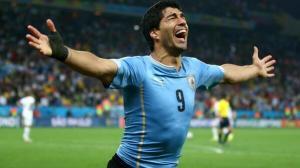Barca Gamble - Luis Suarez (Image from AFP)