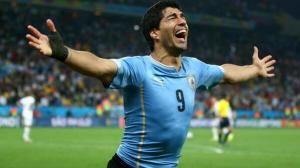 Barca Gamble - Luis Suarez (Image from AFP)