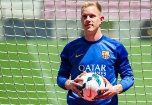 Safe Hands - Marc Andre Ter Stegen  (Image from Getty)
