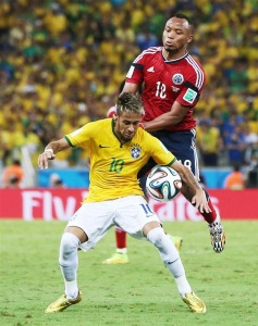 An over reliance on Neymar cost Brazil dearly  (Image from Getty)