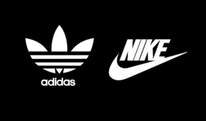 Adidas and Nike are fierce rivals (Image from Getty)