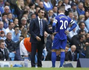 Tough Love - Barkley gained a lot from Martinez last season  (Image from REUTERS/Darren Staples)