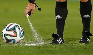 Vanishing spray finally embraced by the PL (Image by Getty)