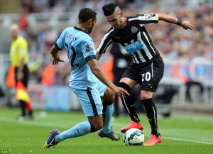 Cabella will provide the spark for Newcastle this season  (Image from Getty)