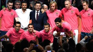 Barcelona's summer signings  (Image from Getty)