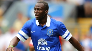 Heading for the exit? - Aroune Koné  (Image from Getty)