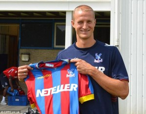Hangeland is one of only a few signings for Palace this summer  (Image from Getty)