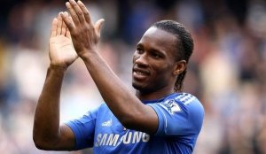 Guess who's back - Didier Drogba  (Image from Getty)