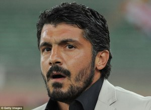 Not to be messed with - Rino Gattuso (Image from Getty)
