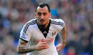 No Chance - Konstantinos Mitroglou  (Image from Getty)