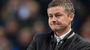 Gone Baby Gone - Solskjaer departs Cardiff (Image from AFP)