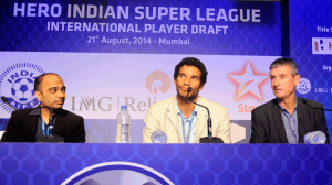 David James will be player manager of Kerala Blasters FC  (Image from ISL)