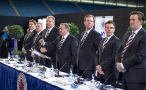 Rangers fat cat Board have plunged the club towards another administration (Image from PA)