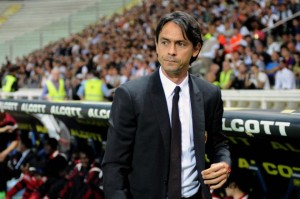 New head coach, Filippo Inzaghi has Milan firing again  (Image from Getty)