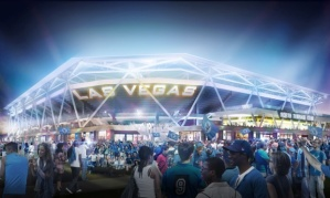 Will Las Vegas finally land a sports team? (Image from MLS2LV)