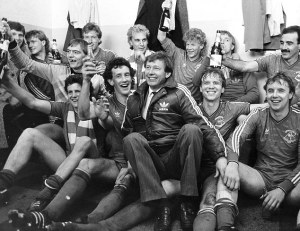 Aberdeen were the last team outside the Old Firm to win the title  (Image from STV)