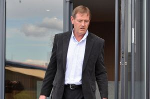 Dave King's sizable rescue package was surprisingly rejected  (Image from AFP)
