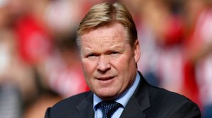 Now in Control - Ronald Koeman (Image from AFP)