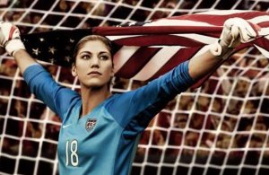 US star Hope Solo selected for US women's team despite facing domestic abuse allegations (Image from Getty)