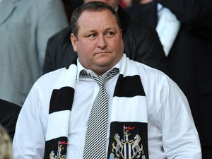 Newcastle owner Mike Ashley tightens his grip on Rangers (Image from PA)