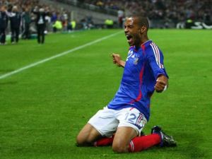 Legend Status Secured for France - Henry  (Image by © Christian Liewig/Corbis)