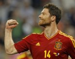 Former player Xabi Alonso supported the campaign  (Image from Getty)