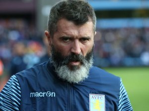 Keane has left his role as assistant manager at Aston Villa (Image from Getty)