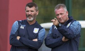 With Keane on board, Villa started the season brightly but have slumped in recent months  (Image from Getty)