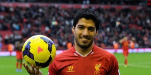 Suarez departed for Spain in early July (Photo by John Powell/Liverpool FC via Getty Images)
