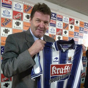 Toshack spent nine years at Sociedad over three spells  (Image from Getty)