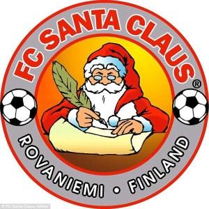 FC Santa Claus  (Image from FC Santa Claus)