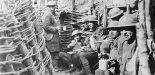 Life in the trenches during the Great War was tough on morale  (Image from Getty)
