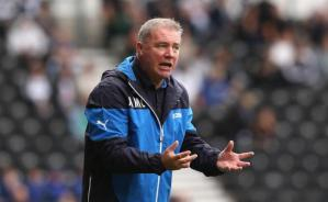 The Pressure is mounting for McCoist to deliver (Image from Getty)
