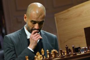 Making sure the pieces fit before making a move - Guardiola  (Image from Getty)