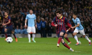 Man City meet Barcelona again in the last 16  (Photo by Clive Brunskill/Getty Images)
