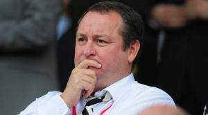 Decision maker Mike Ashley  (Image from Getty)