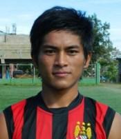 Tragic - Peter Biaksangzuala (Image from PA)