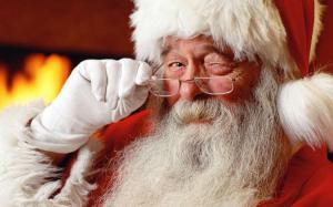 Santa Claus is coming to town (Image from Getty)